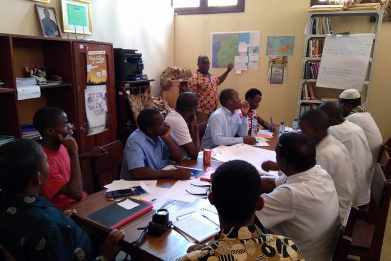 Seminario: Visiones, perspectivas e iniciativas sobre Desarrollo Humano en Cabo Delgado