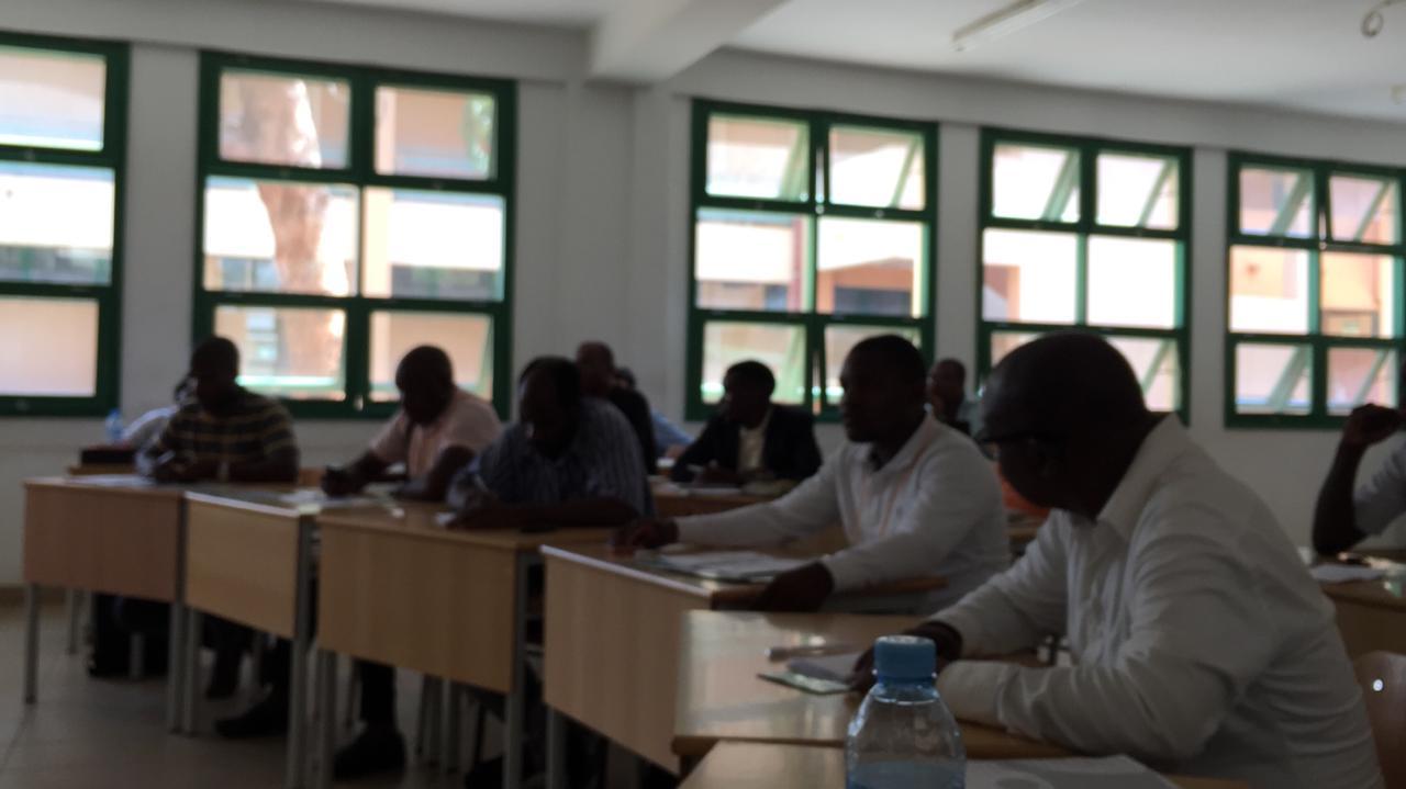 Presentación del Estudio de Caso sobre Cabo Delgado en Maputo