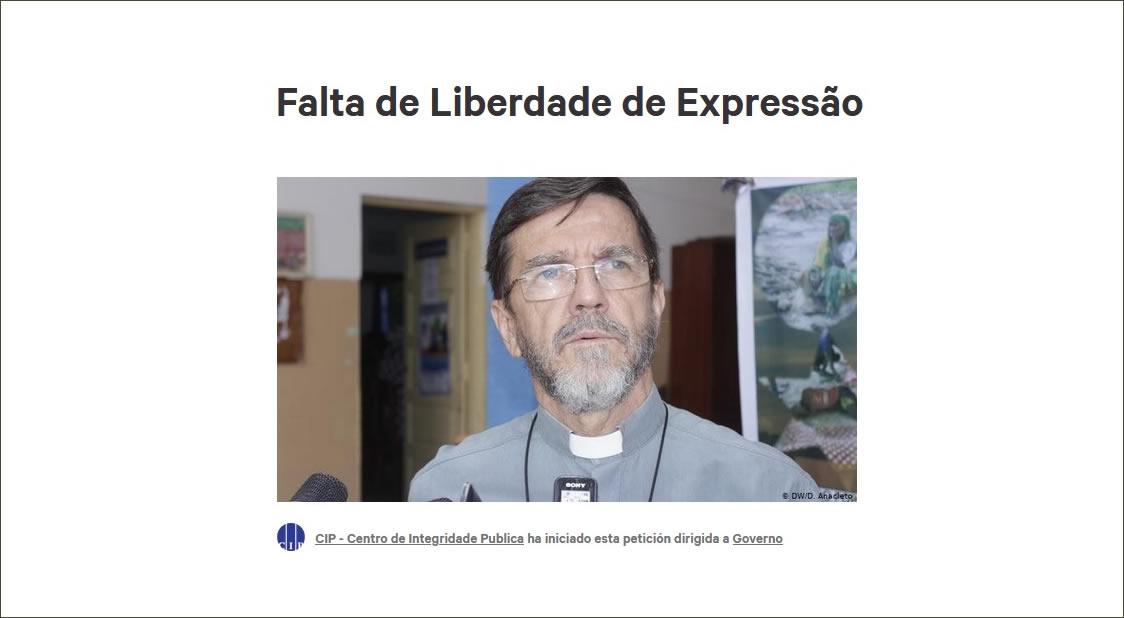 Territorios en Conflicto: llamamiento a la libertad de expresión en Cabo Delgado