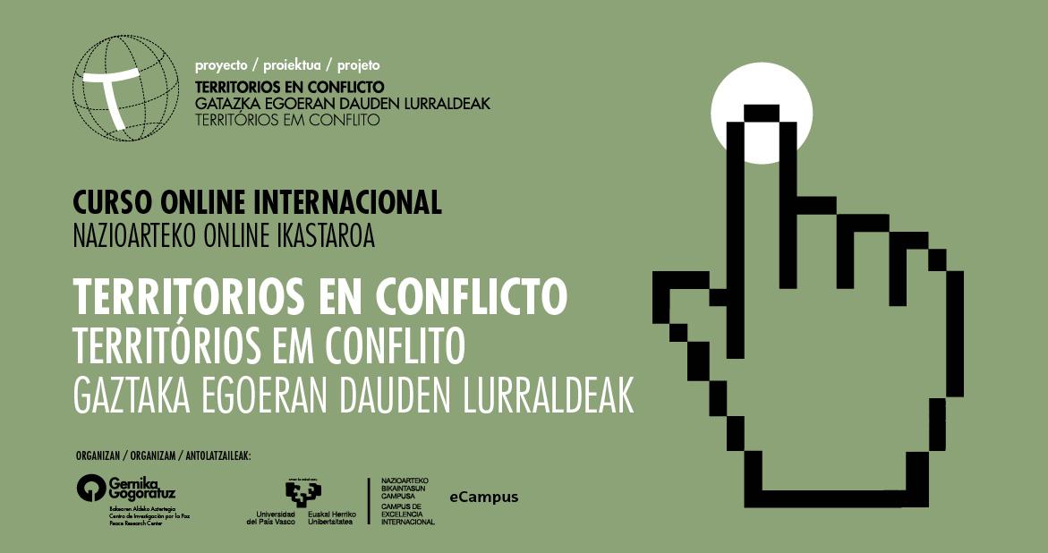 Curso territorios en conflicto