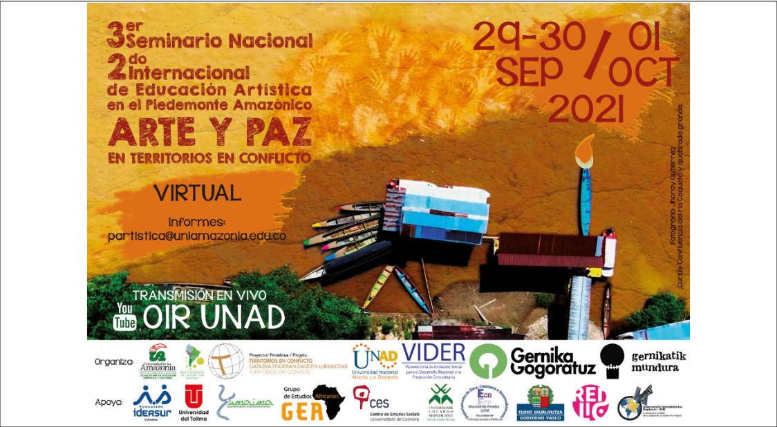 III Seminario Arte y Paz